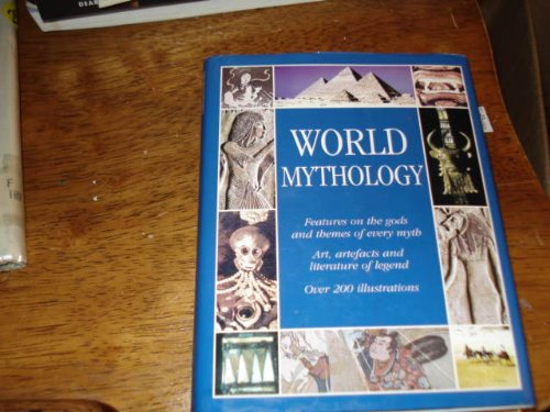 9781405403269: World Mythology (Minipedia)