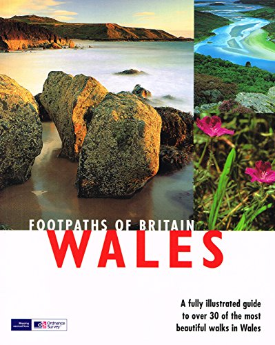 9781405405089: Footpaths of Britain: Wales (Footpaths)