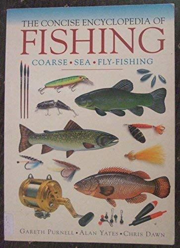 9781405405096: Concise Encyclopedia of Fishing