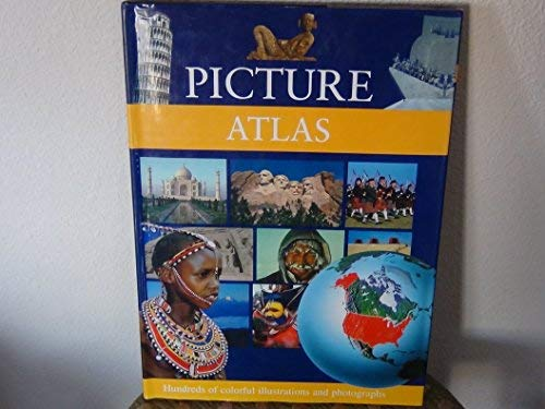 9781405405188: First Atlas (Picture Reference)
