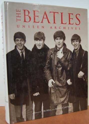 9781405407168: The Beatles: Unseen Archives