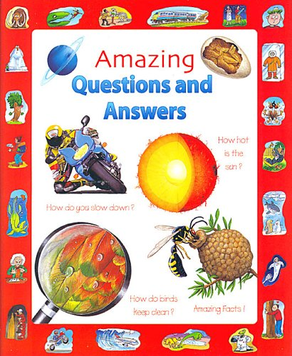 9781405407380: Amazing Questions & Answers