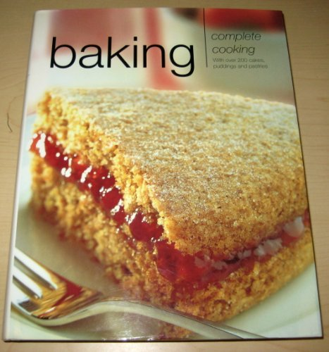 Baking (Complete Cooking): Unknown