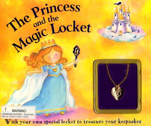 9781405410229: The Princess and the Magic Locket (Padded Novelty Books)