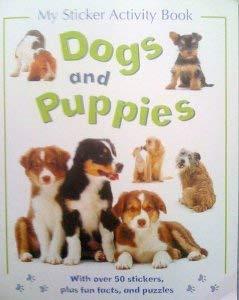 9781405411806: Dogs & Puppies (Sticker Activity Books)