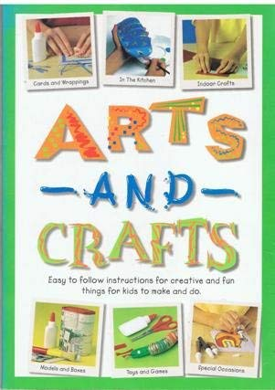 9781405412148: Arts and Crafts