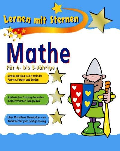 9781405413121: Mathe für 4- bis 5-Jährige