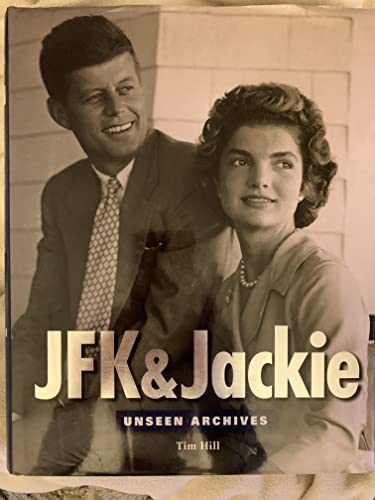 9781405413398: JFK & Jackie (Unseen Archives)