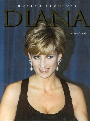 9781405414012: Unseen Archives, Diana