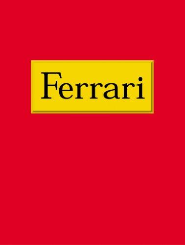 9781405414098: Ferrari