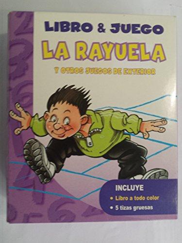LIBRO MAS CAJA - LA RAYUELA Y