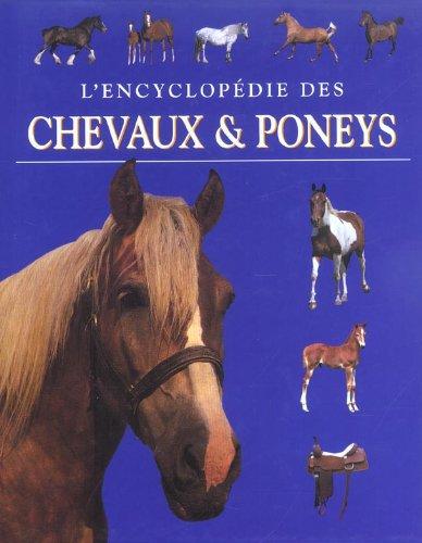 Encyclopédie des chevaux et poneys (l')