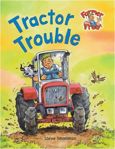9781405415040: Tractor Trouble (Farmer Fred Stories)