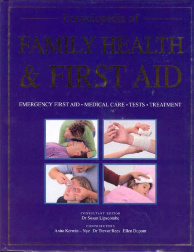 9781405415392: Encyclopedia of Family Health and First Aid