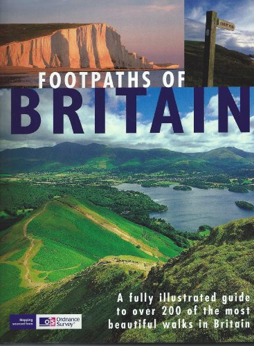 Footpaths of Britain: ordnance-survey