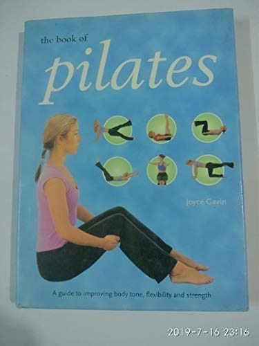 9781405416313: The Book of Pilates