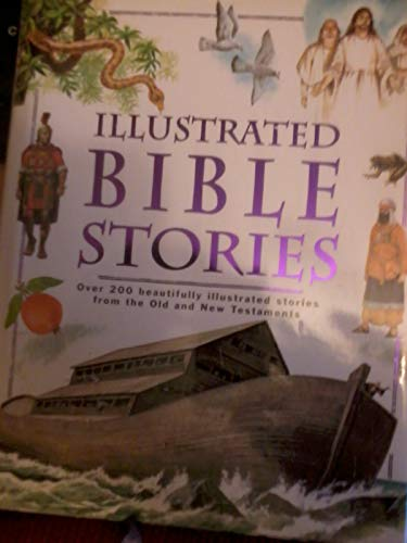 9781405416528: Illustrated Bible Stories