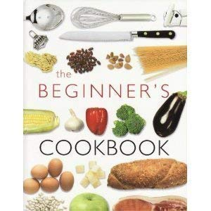 9781405416672: The Beginner's Cookbook