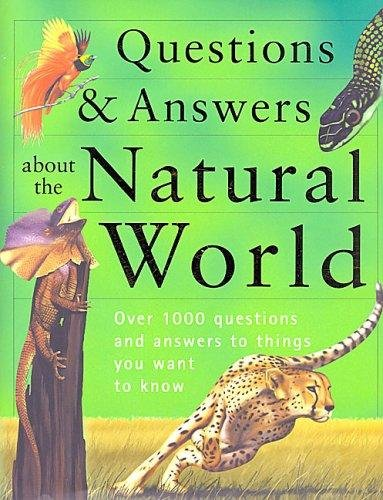 9781405417013: Questions & Answers About the Natural World