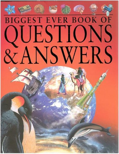 Biggest Ever Book of Questions & Answers: Fardon, John