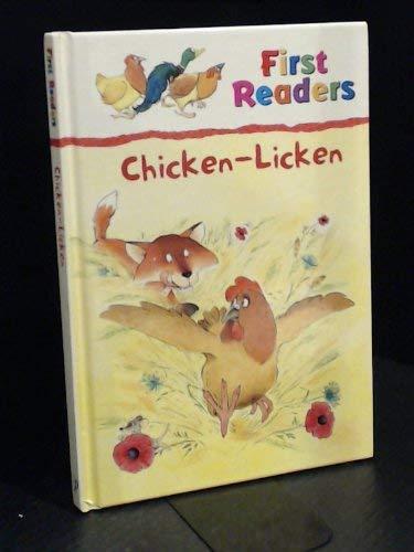 9781405418652: Chicken-Licken (First Readers)