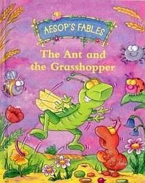 The Ant and the Grasshopper (Aesop's Fables): Ronne Randall (Adopted