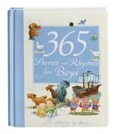 9781405419581: 365 Stories & Rhymes for Boys