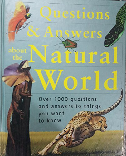 9781405419857: Questions & Answers about the Natural World
