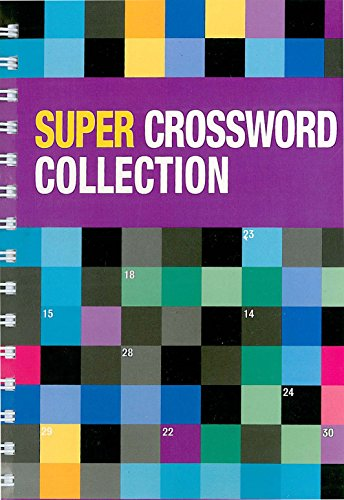 9781405420280: Super Crossword Collection