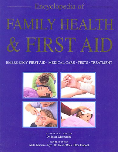 9781405421843: Encyclopedia of Family Health & First Aid