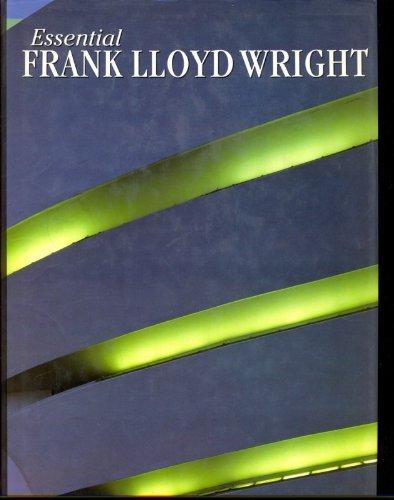 9781405423199: Essential Frank Lloyd Wright