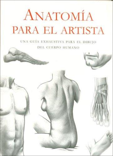 9781405424899: Anatomia Para El Artista