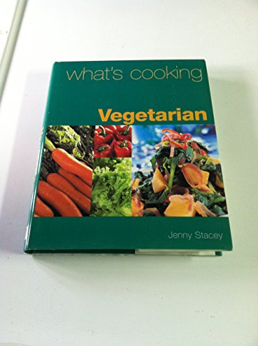9781405425421: Whats Cooking Vegetarian [Hardcover] by Jenny Stacey