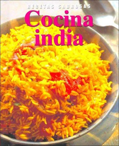 9781405425568: Cocina India (recetas sabrosas)