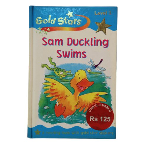 9781405426992: Sam Duckling Swims (Gold Stars Level 2) (Gold Stars)