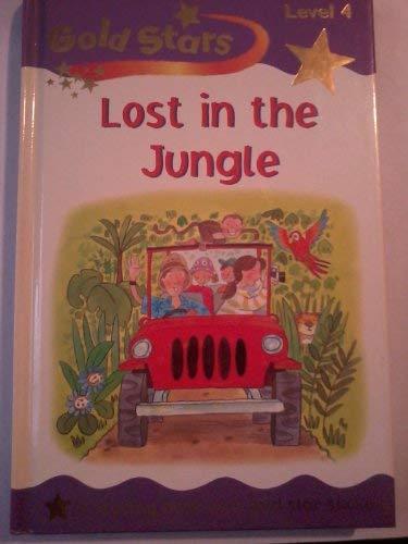 9781405427036: Lost in the Jungle: Gold Stars Level 4