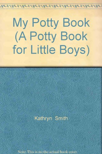 9781405428262: My Potty Book (A Potty Book for Little Boys)