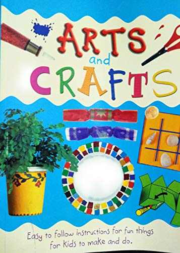 9781405429085: Arts and Crafts