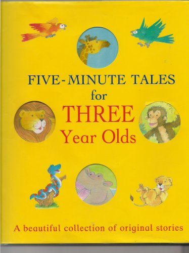 Five-Minute Tales for Three Year Olds: Alison Atkins