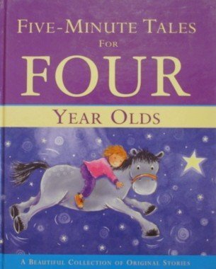 9781405429436: Five Minute Tales for Four Year Olds