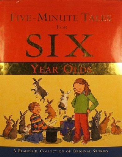 9781405429450: Five-Minute Tales for Six Year Olds