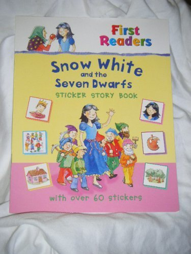 First Readers: Snow White and the Seven: Parragon Books Ltd
