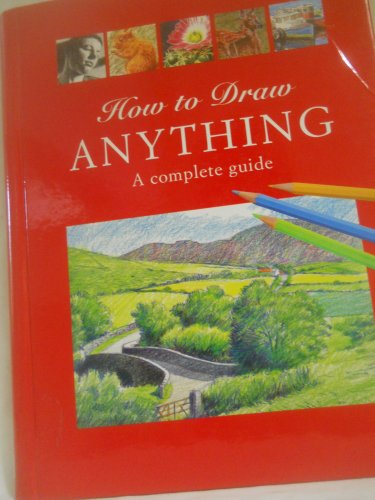 9781405430319: How to Draw Anything
