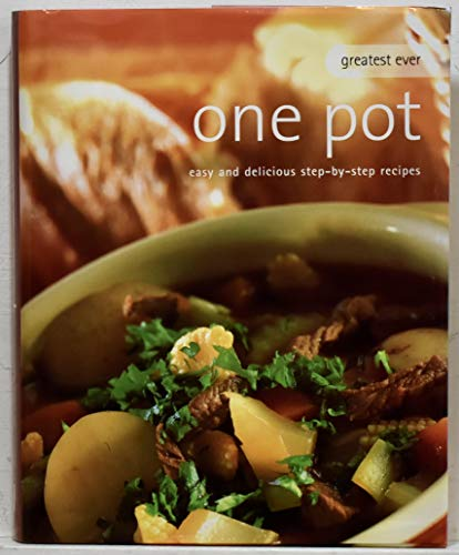 9781405431194: One Pot Easy and Delicious Step By Step Recipes