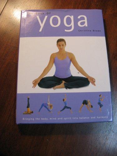 9781405431651: The Book of Yoga [Gebundene Ausgabe] by Christina Brown