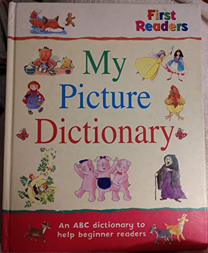 9781405432627: My Picture Dictionary