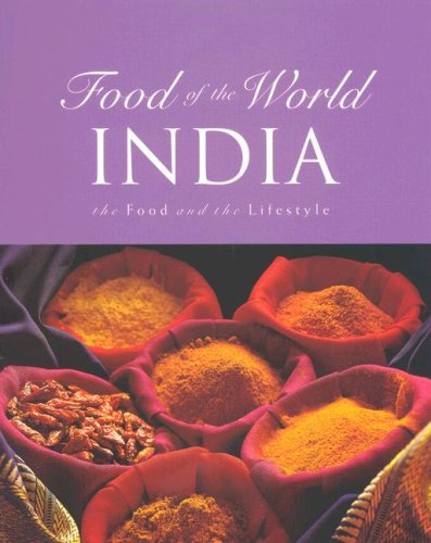 9781405433648: Food of the World India