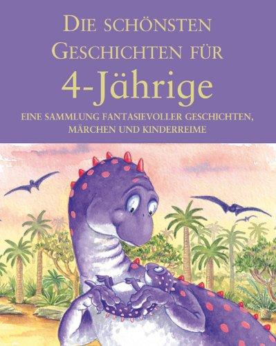 9781405434249: Die schönsten Geschichten für 4-Jährige.
