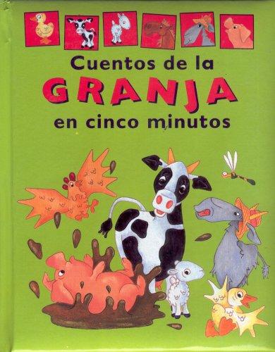 9781405434447: Cuentos De La Granja En Cinco Minutos
