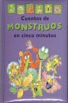 9781405434461: Cuentos de monstruos en cinco minutos(+5 años)